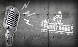 Funny Bone –Up to 53% Off Standup Comedy at Funny Bone, plus 6.0% Cash Back from Ebates.