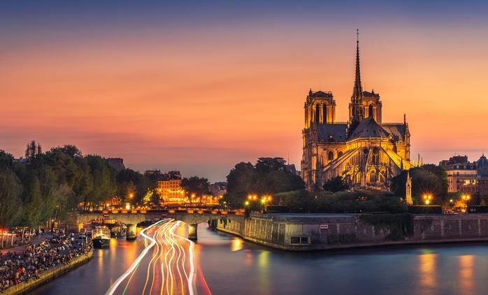 Paris : 1 à 3 nuits à l'hôtel de la Gaité avec petit-déjeuner et croisière sur la Seine en option pour 2 personnes