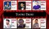 Spettacoli a scelta al Teatro Troisi, Napoli - TEATRO TROISI: Biglietti per 6 spettacoli a scelta, da dicembre ad aprile, al Teatro Troisi di Napoli (sconto 40%)
