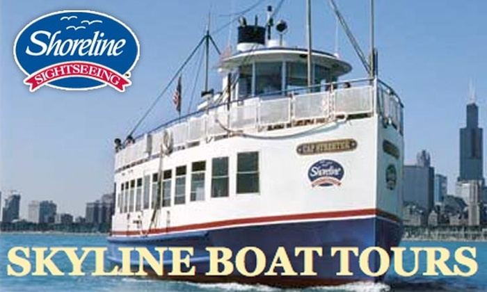 shoreline sightseeing deal of the day | groupon