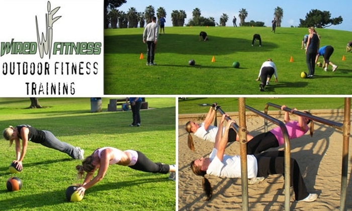 Wired Fitness Boot Camps - San Diego: Two Weeks of Unlimited Wired Fitness Boot Camps