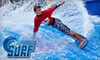 Fantasy Surf - Compass Bay: $23 for Two 30-Minute Indoor Wave-Machine Sessions Plus 25% Off Retail Items at Fantasy Surf (Up to $47 Value)