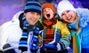 Village des Neiges - Sainte-Marie: One-Day Outing for Family of Five or Two Adults to Snow Village in Montreal (Up to 68% Off)