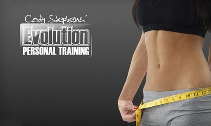 Evolution Personal Training - Broadmoor, Anderson Island, Shreve Isle: $10 for Four Weeks of Personal-Fitness Training at Evolution Personal Training (Up to $360 Value)