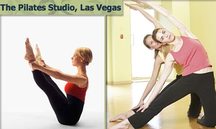 The Pilates Studio - Spring Valley: $40 for Five Pilates Equipment or Group Classes at The Pilates Studio ($135 Value)