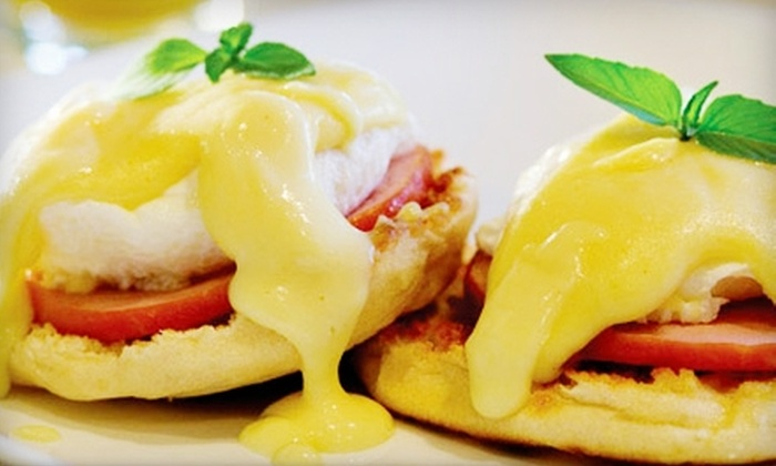 Tom Sawyer Restaurant & Pastry Shop - Boca Raton Hills: $7 for $14 Worth of Breakfast and Lunch Fare at Tom Sawyer Restaurant & Pastry Shop in Boca Raton