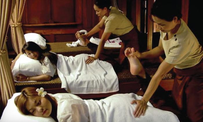 Shivaga Thai Massage - Saratoga: 60- or 90-Minute Massage at Shivaga Thai Massage in Saratoga (Up to 58% Off)