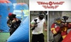 Midway Paintball - Vacaville: $25 for All-Day Entry, Equipment, Air, and 200 Paintballs at Midway Paintball Facility in Vacaville ($50 Value)