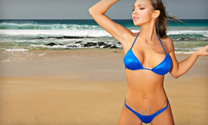 SoBe Wax Studio - Winter Garden: One or Two Brazilian Bikini Waxes with Vajazzling at SoBe Wax Studio in Winter Garden (Up to 54% Off)