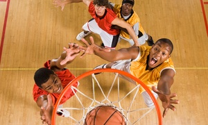 Five-Star Basketball: Basketball Camp at Five-Star Basketball (55% Off). Four Options Available.