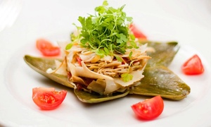 La Grotta Ravinia: Italian Cuisine at La Grotta Ravinia (Up to 45% Off). Two Options Available.