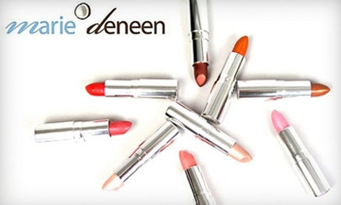 Marie Deneen Beauty: $10 for $20 Worth of Online Beauty Products from Marie Deneen Beauty