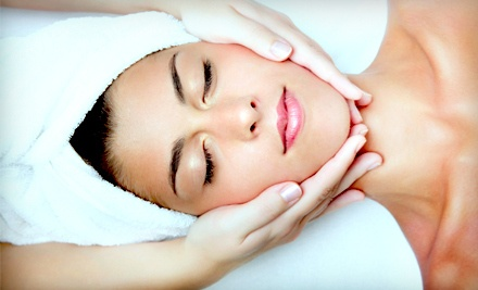 Three 30-Minute Massages and Three 30-Minute Hot-Towel Facials (a $240 value) - LD Skin Spa in Columbus