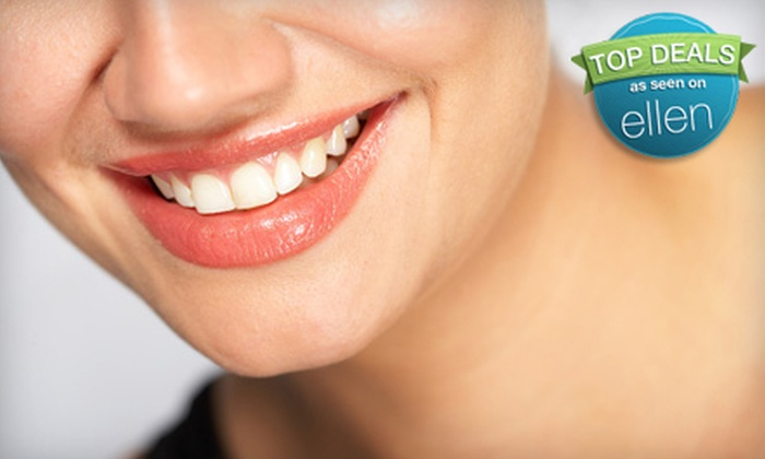 Randhawa Dental - Multiple Locations: Teeth Whitening or Dental Package with Exam, Cleaning, X-rays, and Teeth Whitening at Randhawa Dental