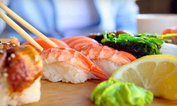Otani Sushi - Salem Village: $28 for a Six-Course Dinner for Two at Otani Sushi ($56 Value)
