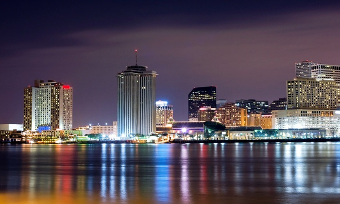 3-Star New Orleans Hotel - Garden District: Stay at Maison St. Charles in New Orleans. Dates available into October.