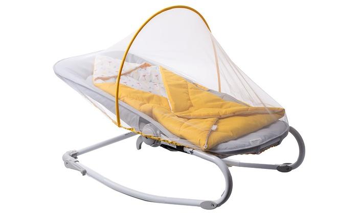 transat 3 en 1 kinderkraft groupon shopping. Black Bedroom Furniture Sets. Home Design Ideas