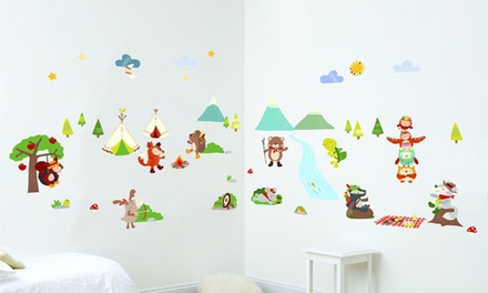 80% Off – Rumble Ranch Wall Stickers – York (£4 at Groupon)