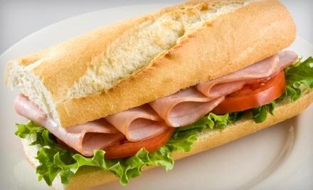 $10 Groupon to Rex Italian Foods - Rex Italian Foods in Norridge