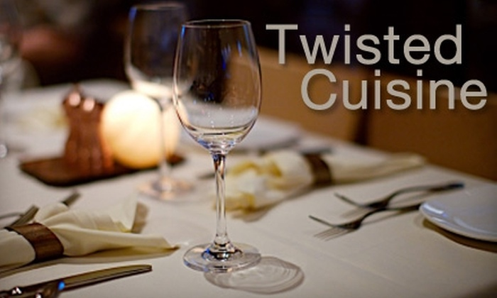 Twisted Cuisine - Kenosha: $15 for $30 Worth of Torqued Dining at Twisted Cuisine in Kenosha