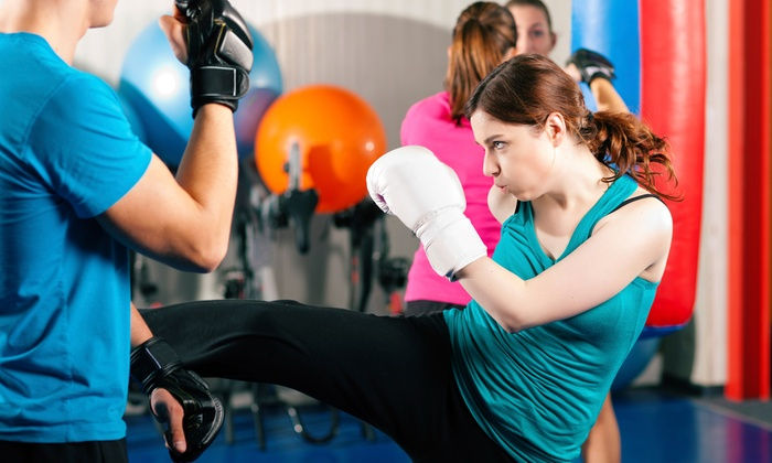 Extreme Fitness Studios - Downtown Bellevue: $55 for Three Personal-Training Classes at Extreme Fitness Studios  ($180 Value)