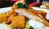 Maple Restaurant and Lounge - Theater District - Times Square: American-Asian Dinner Cuisine at Maple Restaurant and Lounge (Up to 50% Off). Three Options Available.
