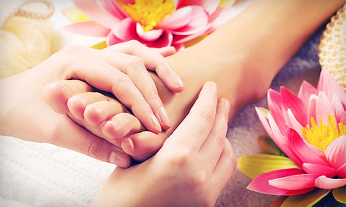 I've Got The Touch - Northward: Natural-Healing Package with Reiki or One or Two Reflexology Sessions at I've Got The Touch (Up to 59% Off)