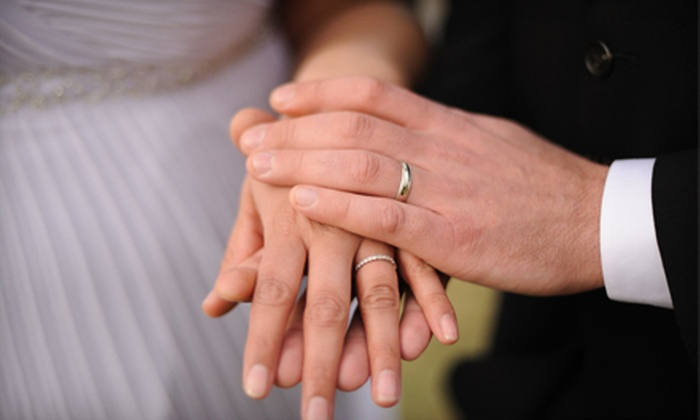 Magick Photography - Central London: $650 for a Wedding-Photography Package from Magick Photography ($1,699 Value)
