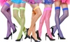Angelina Thigh-High Diamond Fishnet Stockings (1-Pack or 6-Pack)