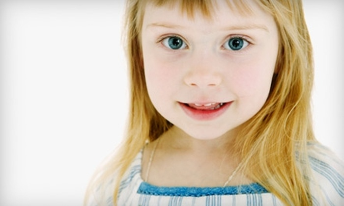 Evansville Pediatric Dentistry - Multiple Locations: $39 for a Child's Dental Exam, Tooth Cleaning, Fluoride Treatment, and X-Rays at Evansville Pediatric Dentistry (Up to $160 Value)