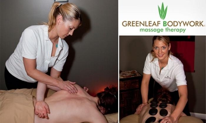 Greenleaf Bodywork - Downtown Ferndale: $30 for a One-Hour Relaxation Massage at Greenleaf Bodywork ($60 Value)