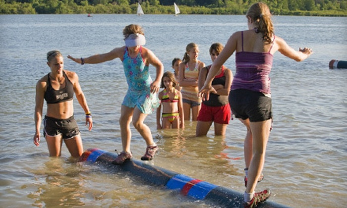 Madison Log Rolling - Wingra Canoe and Sailing Center: $20 for Six Beginner Log-Rolling Classes at Madison Log Rolling ($60 Value)