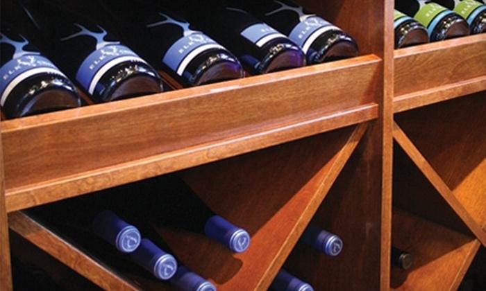 Elk Creek Vineyards - Owenton: Wine Tasting for Two or a Concert Ticket at Elk Creek Vineyards in Owenton. Nine Options Available.