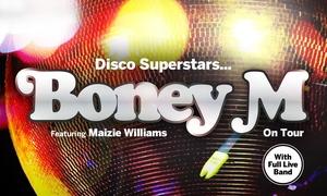 Boney M: Boney M at Palais Theatre: Tickets for $79.90, 13 - 14 October