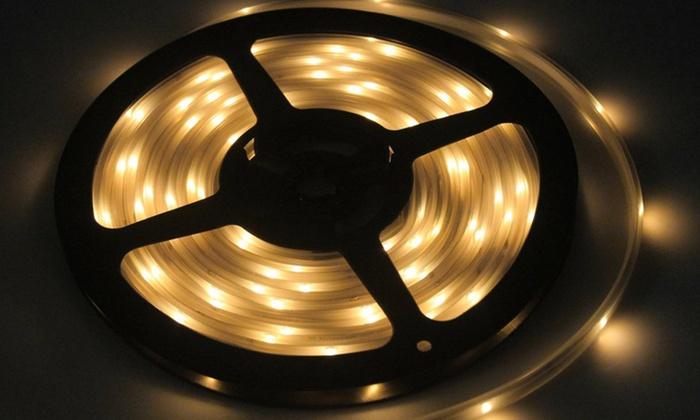 Outdoor Led Solar Strip Lights