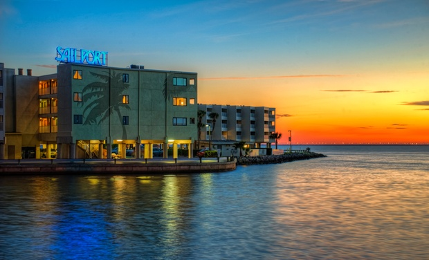 Sailport Waterfront Suites Tampa Fl Stay At In