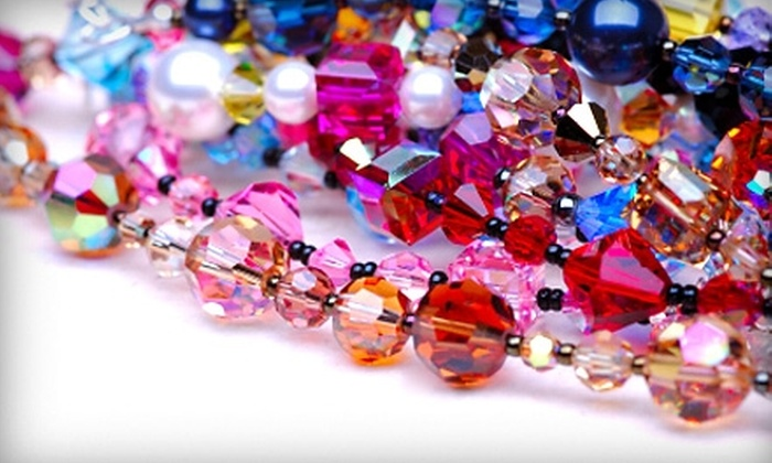 Just Bead It - Multiple Locations: Beads and Materials or Jewelry Workshop at Just Bead It