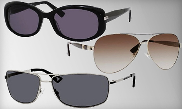 Emporio Armani Sunglasses: $85 for a Pair of Emporio Armani Sunglasses from Beach Camera ($184 Value). Six Options Available.