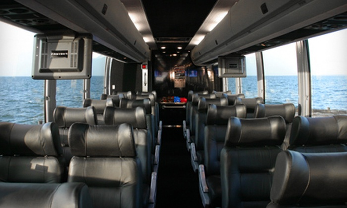 Hampton Luxury Liner - Multiple Locations: $125 for Full-Day Long Island Wine and Spirit Tour and Tastings for Two ($300 Value)
