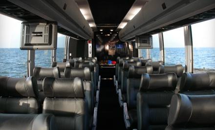 Hampton Luxury Liner - Hampton Luxury Liner in New York