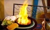 Under the Volcano - Central London: $12 for $25 Worth of Mexican Fare and Drinks or All-You-Can-Eat Package for Four at Under the Volcano (Up to 53% Off)
