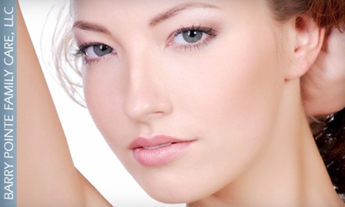 Barry Pointe Family Care - Kansas City: $109 for Six Laser Hair Removal Sessions at Barry Pointe Family Care