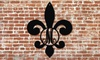 Up to 45% Off Fleur-de-Lis Monogram Signs