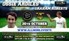 Ossie Ardilles and Graham Roberts - The Winning Post: An Evening with Ossie Ardiles and Graham Roberts on 20 October at The Winning Post (Up to 40% Off)