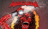 Airbourne Live, 21 - 29 November, Standing and Balcony Tickets from £19.50