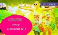 Color Vibe 5K Run, 27 August at Nuclear Races, Essex (Up to 39% Off)