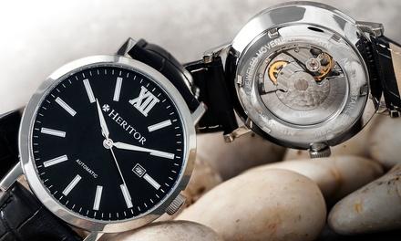 """Heritor Automatic Armbanduhr """"Bristol""""für Herren in der Farbe nach Wahl (Munchen)"""