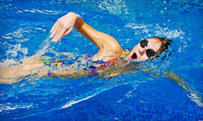 FLA Aquatics - Multiple Locations: Four or Eight Kids' Group Swimming Lessons at FLA Aquatics (Up to 62% Off)