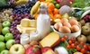 Up to 51% Off Organic Produce or Milk Delivery
