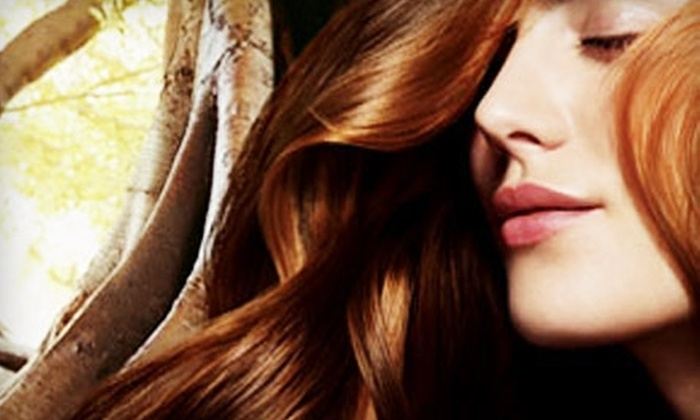 Loft 26 - Chelsea: $68 for a Phyto Hair-Repair Treatment and Blowout at Loft 26 in Chelsea ($175 Value)